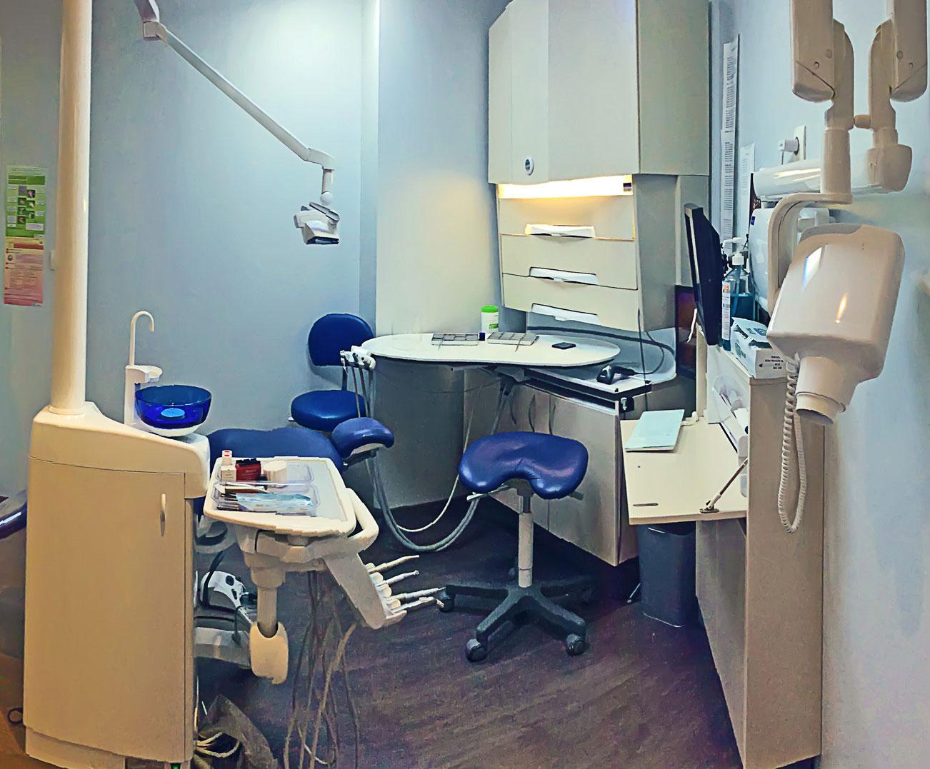 Salle de soin